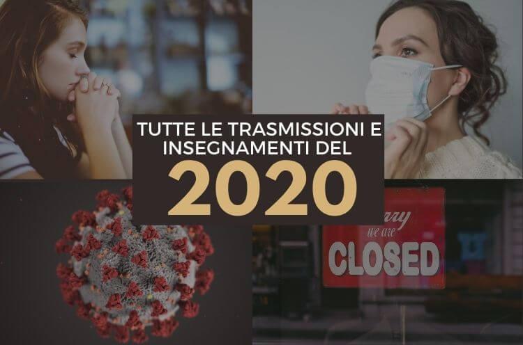 insegnamenti e trasmissioni di Mario Gozzi anno 2020 su radio fede italia