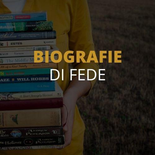 Biografie di fede Radio Fede Italia